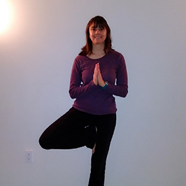 Yoga Instructor Amy