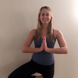 Yoga Instructor Meaghan